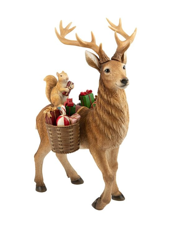 Villeroy & Boch - Winter Collage Accessoires Deer with Forest Animals -joulukoriste - MULTICO | Stockmann - photo 1
