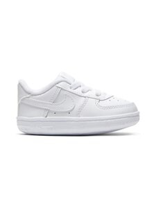 Nike - Force 1 Crib Bootie -sneakerit - 100 WHITE | Stockmann