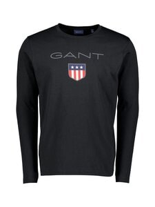 GANT - Shield-paita - 5 BLACK | Stockmann