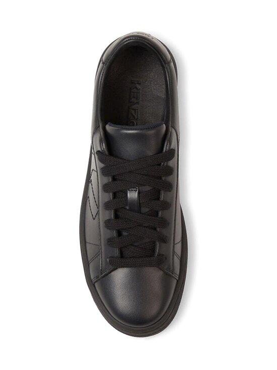 Kenzo - Kourt Lace Up -nahkasneakerit - 99 BLACK   Stockmann - photo 3