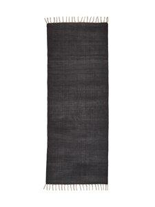 Casa Stockmann - Coal-puuvillamatto 80 x 200 cm - BLACK | Stockmann