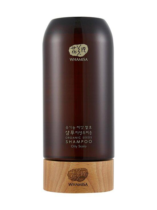 Whamisa - Oily scalp -shampoo 510 ml - VAR_1 | Stockmann - photo 1