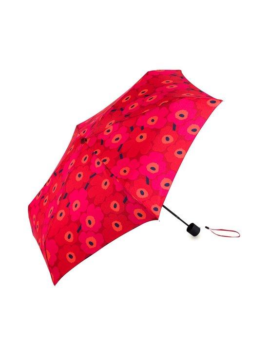 Marimekko - Mini Unikko mini manual -sateenvarjo - PUNAINEN | Stockmann - photo 1