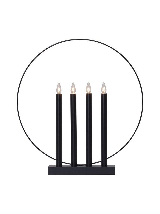 Candlestick Glory 4L -sähkökynttelikkö 45 x 42 x 7,5 cm