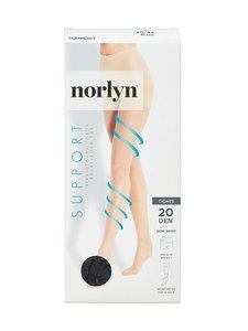 Norlyn - Support 20 den -tukisukkahousut - BLACK | Stockmann