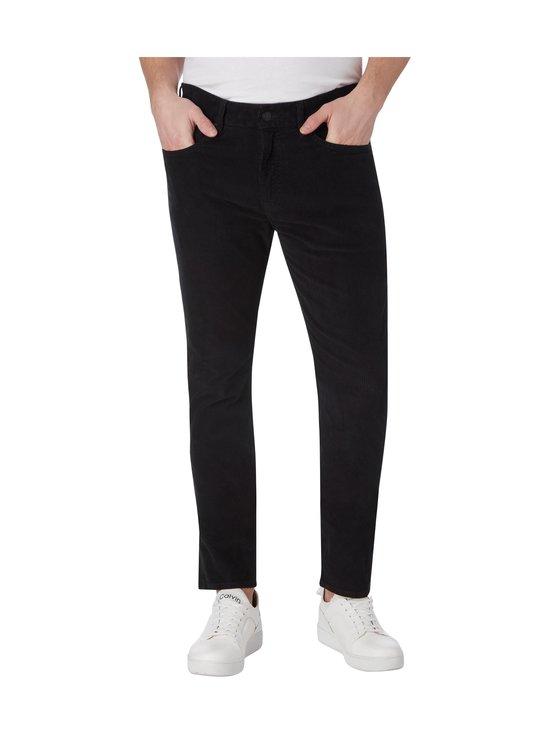 Calvin Klein Jeans - Corduroy 5 Pocket Pant -vakosamettihousut - BEH BLACK | Stockmann - photo 3