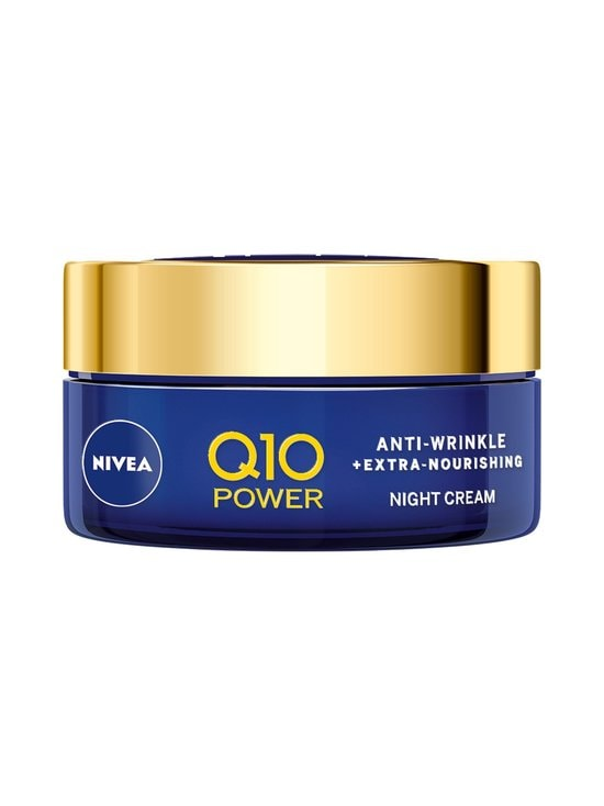Q10 POWER Anti-Wrinkle + Extra Nourishing -yövoide 50 ml