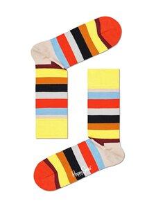 Happy Socks - Stripe-sukat - 8300-YELLOW | Stockmann