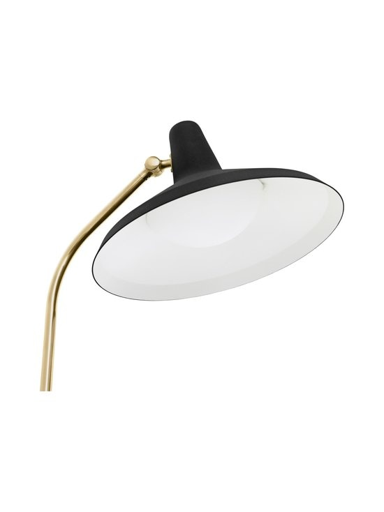 Gubi - G-10 Floor Lamp -lattiavalaisin - BLACK ROUGH | Stockmann - photo 5
