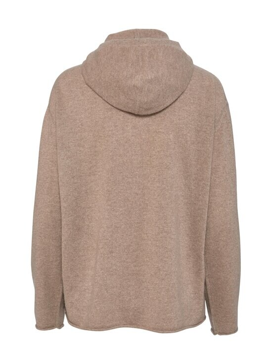 Filippa K - Cashmere Hoodie -kashmirneule - 8292 FUDGE MELA | Stockmann - photo 2