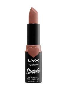 NYX Professional Makeup - Suede Matte Lipstick -huulipuna | Stockmann