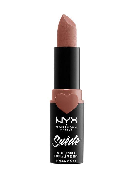 NYX Professional Makeup - Suede Matte Lipstick -huulipuna - 02 DAINTY GAZE | Stockmann - photo 1