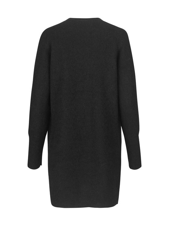 SECOND FEMALE - Brook Knit New Pocket Cape -neuletakki - 8001 BLACK | Stockmann - photo 2