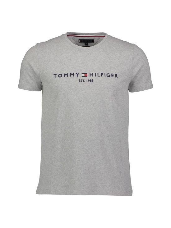 Tommy Hilfiger - Core Tommy Logo -paita - CLOUD HEATHER | Stockmann - photo 1