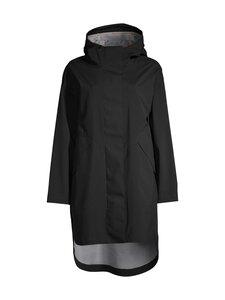Save The Duck - Grin Eveline Rain Coat -sadetakki - 10000 BLACK | Stockmann