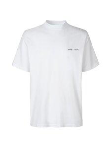 Samsoe & Samsoe - Norsbro T-shirt -paita - 10000 WHITE | Stockmann