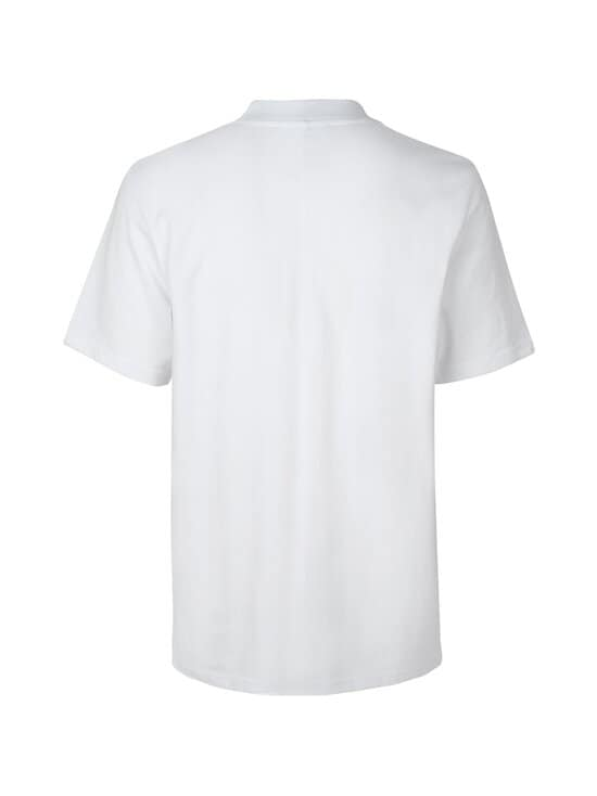 Samsoe & Samsoe - Norsbro T-shirt -paita - 10000 WHITE | Stockmann - photo 2