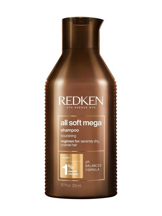 Redken - All Soft Mega Shampoo 300 ml - NOCOL   Stockmann - photo 1