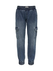 KIDS ONLY - KonWow Cargo Denim -farkut - MEDIUM BLUE DENIM | Stockmann