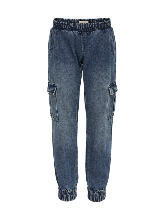 KIDS ONLY - KonWow Cargo Denim -farkut - MEDIUM BLUE DENIM | Stockmann - photo 1