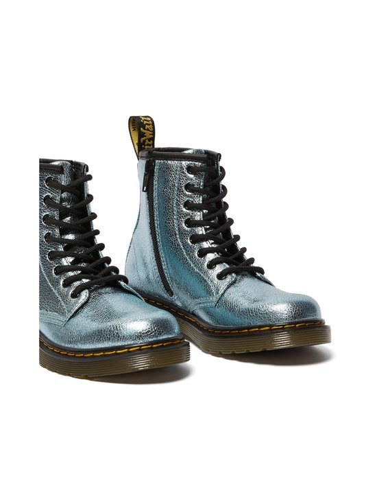 Dr. Martens - 1460 J Teal Crinkle Metallic Boot -kengät - TEAL | Stockmann - photo 8
