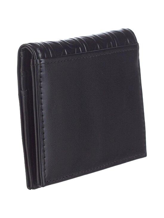 Ted Baker London - Ronaak TB Monogram Oyster Card Holder -korttikotelo - 00 BLACK | Stockmann - photo 3