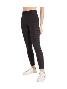 Superdry - Essential 7/8 -leggingsit - 02A BLACK | Stockmann