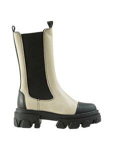 PAVEMENT - Teresa Mid-calf Chelsea Boots -nahkanilkkurit - NUDE 127   Stockmann