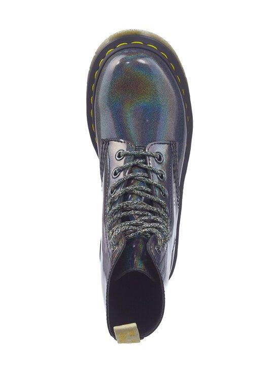 Dr. Martens - Vegan 1460 Pascal Iridescent Ankle Boots -kengät - GUNMETAL PRYSM   Stockmann - photo 2