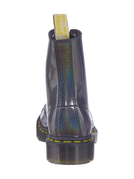 Dr. Martens - Vegan 1460 Pascal Iridescent Ankle Boots -kengät - GUNMETAL PRYSM   Stockmann - photo 4