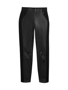 Ted Baker London - Vllada Faux Leather Legging Trousers -housut - 00 BLACK | Stockmann