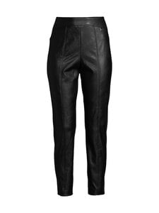 Ted Baker London - Vllada Faux Leather Legging Trousers -housut - 00 BLACK | Stockmann