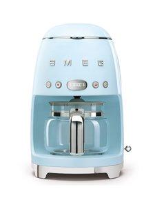 Smeg - DCF02PBEU-kahvinkeitin - LIGHT BLUE | Stockmann