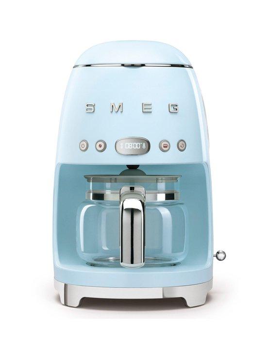 Smeg - DCF02PBEU-kahvinkeitin - LIGHT BLUE | Stockmann - photo 1