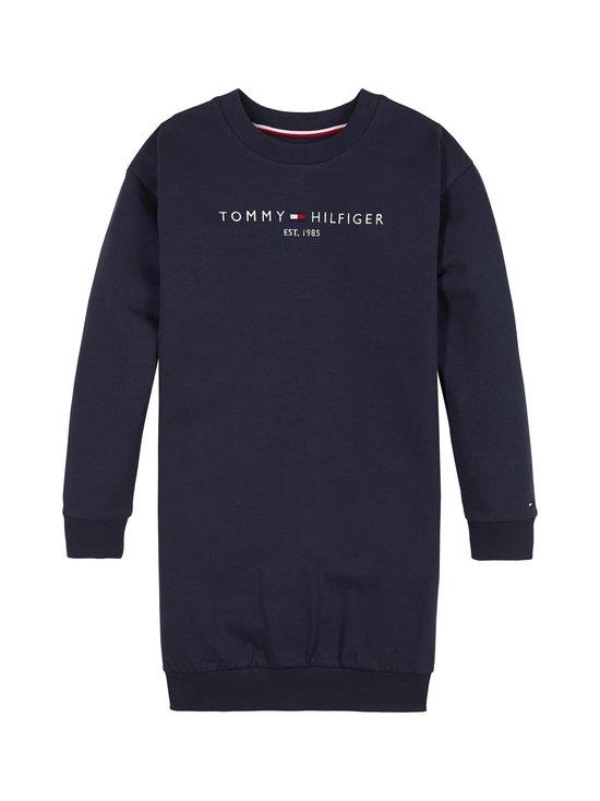 Tommy Hilfiger - Essential Sweat Dress -collegemekko - C87 TWILIGHT NAVY | Stockmann - photo 1