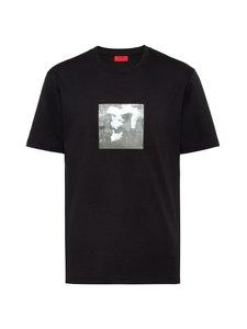 HUGO - Deen-paita - 001 BLACK | Stockmann
