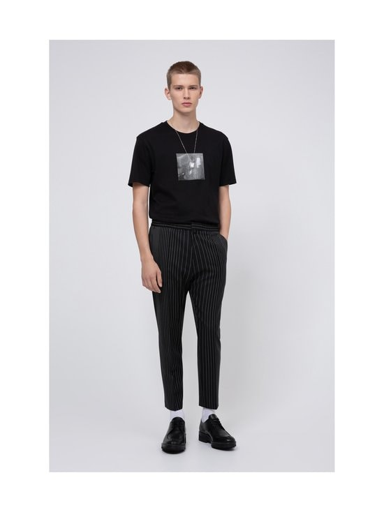 HUGO - Deen-paita - 001 BLACK | Stockmann - photo 3