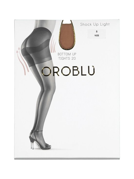 Oroblu - Shock up 20 den -sukkahousut - NUDE (RUSKEA) | Stockmann - photo 1