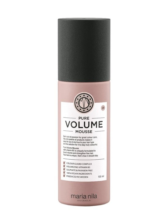 Care & Style Pure Volume Mousse -volyymivaahto 150 ml