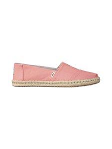Toms - Plant Dye Pink Canvas Alpargata Rope -espadrillot - 650 PINK | Stockmann