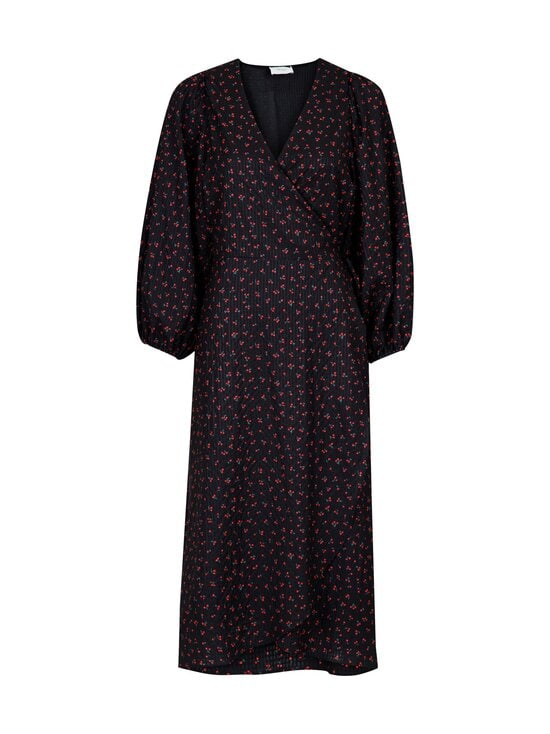 Neo Noir - Michaela Pop Cherry Dress -mekko - 100 BLACK | Stockmann - photo 1