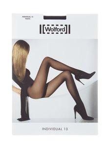 Wolford - Individual 10 den -sukkahousut - BLACK   Stockmann