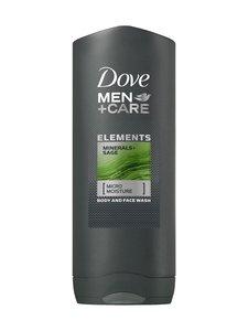 Dove - Men+Care Elements Mineral+Sage -suihkusaippua 250 ml | Stockmann