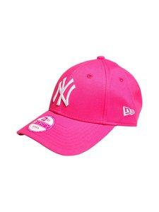 New Era - 9Forty New York Yankees -lippalakki - PINKKI | Stockmann