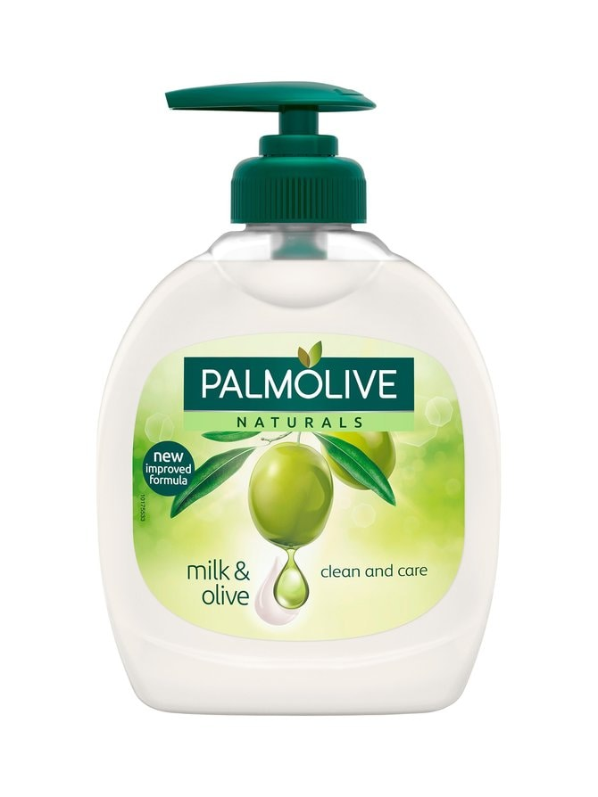 Milk & Olive -nestesaippua 300 ml