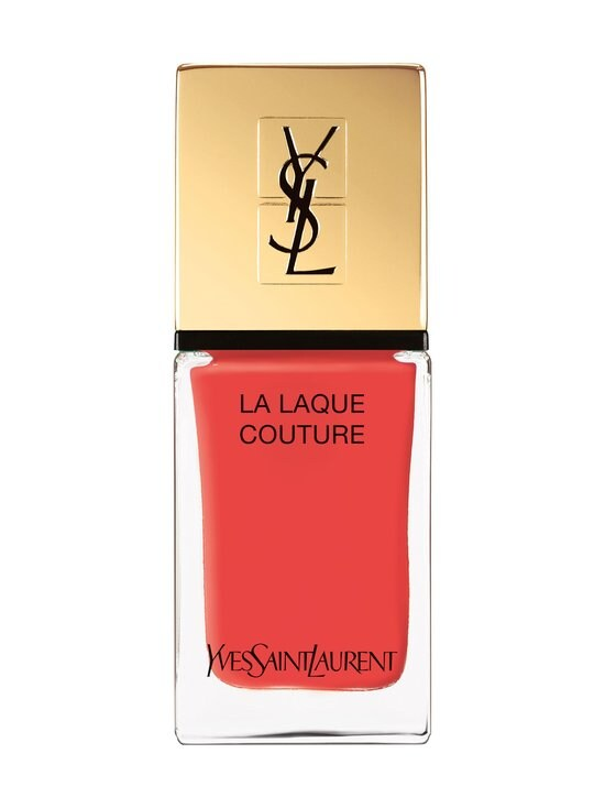 Yves Saint Laurent - La Laque Couture -kynsilakka - 124 CORAL BLOOM - LIMITED EDITION | Stockmann - photo 1