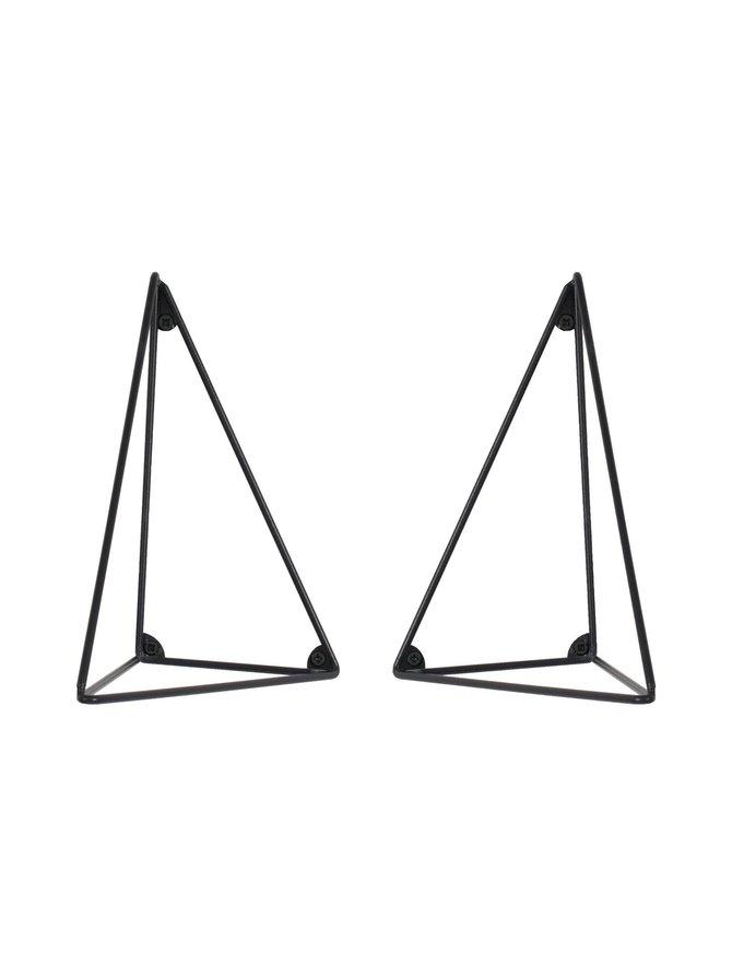 Pythagoras-hyllykiinnike, 2 kpl