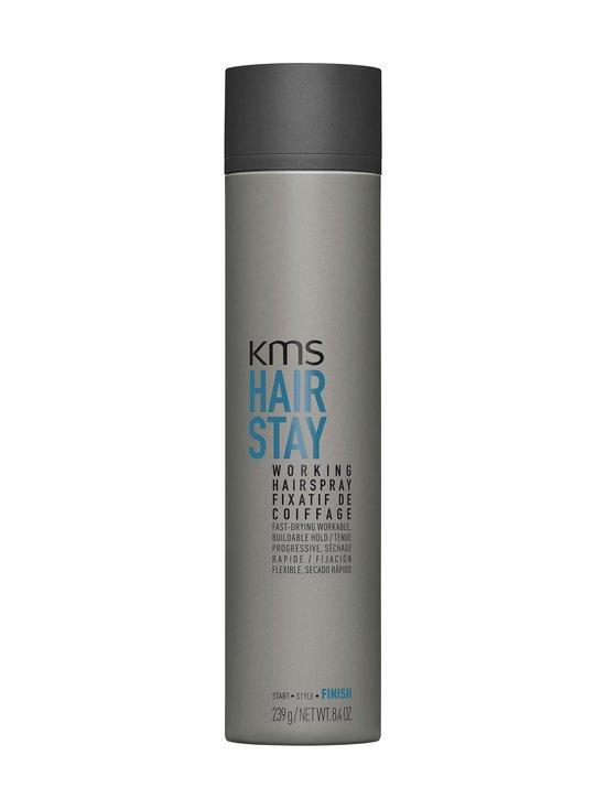 KMS - Hairstay-viimeistelysuihke 300 ml | Stockmann - photo 1