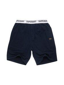 Superdry - LOOPBACK-pyjamashortsit - ZRN RICHEST NAVY | Stockmann