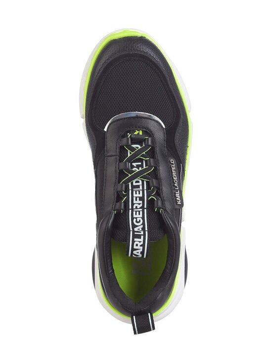 Karl Lagerfeld - Venture Lazarus Loop Mix -sneakerit - BLACK,YELLOW 40E | Stockmann - photo 2